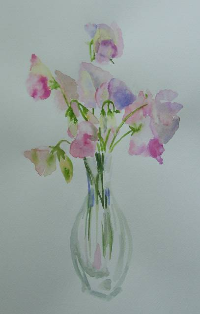 Essence of Sweet Peas