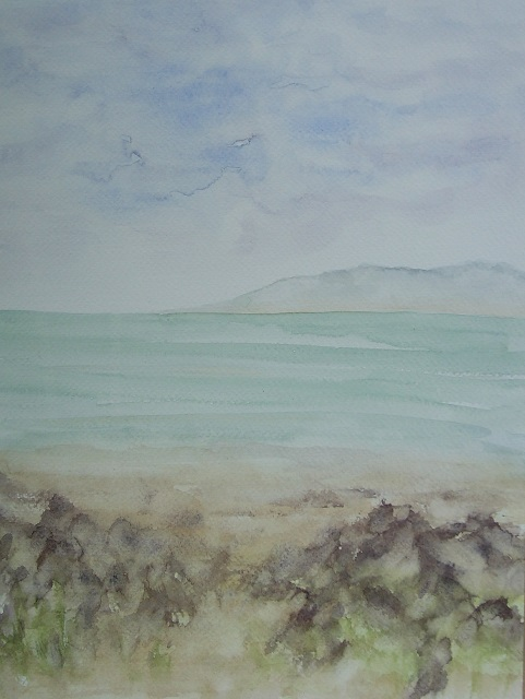 Rockcliffe Watercolour 2