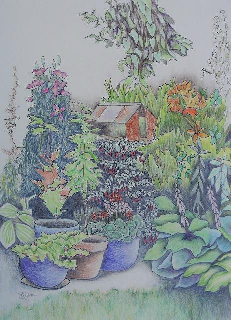 A Corner of the Garden