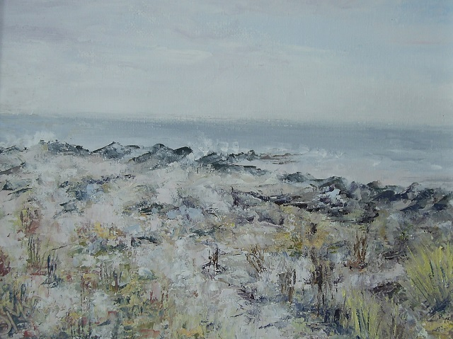 Southerness 4 - Rough Beach