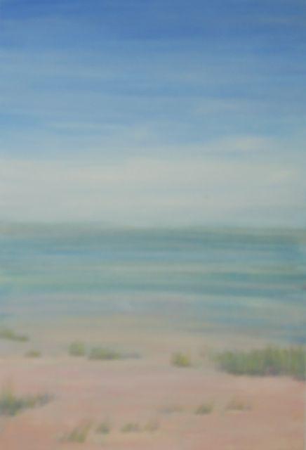 Sky Sea Sand Grass