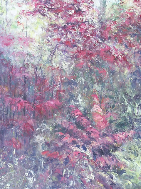 Red Bushes 1