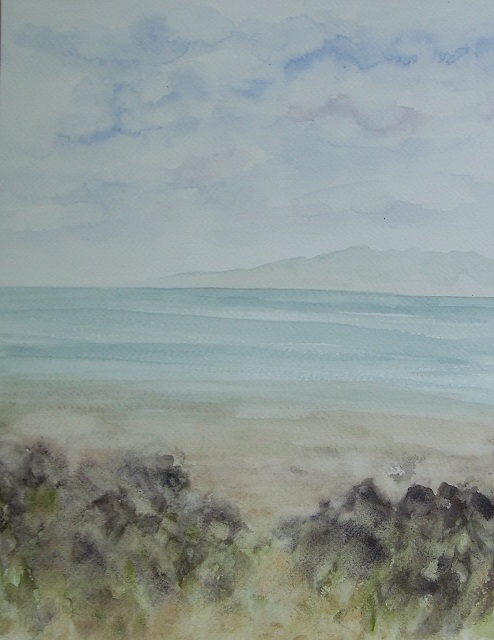 Rockcliffe Watercolour 1