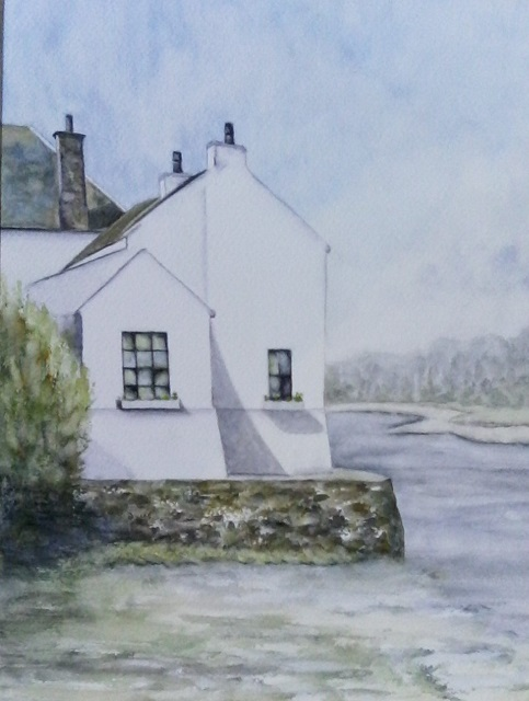 Harbour Cottage Kirkcudbright